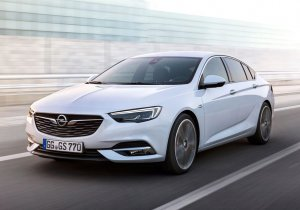 Opel Insignia Grand Sport, Opel's new reference sedan