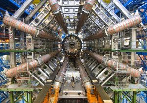 CERN, THE LARGEST LABORATORY OF PARTICLE PHYSICS IN THE WORLD